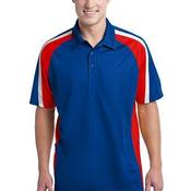 Tricolor Micropique Sport Wick ® Polo