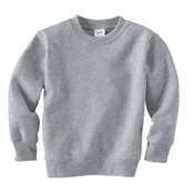Toddler's 7.5 oz. Fleece Sweatshirt