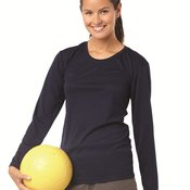 Ladies' B-Dry Long Sleeve T-Shirt