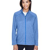 Ladies' Stretch Tech-Shell® Compass Full-Zip