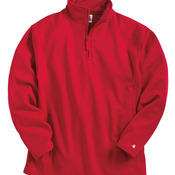 BT5 Moisture-Management 1/4 Zip Mockneck