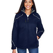 Ladies' Angle 3-in-1 Jacket with Bonded Fleece Liner