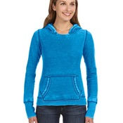 Ladies' Zen Pullover Fleece Hood