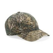 Camo Cap With Flag Undervisor