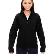 Ladies' Three-Layer Light Bonded Soft Shell Jacket