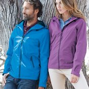 Ladies' Typhoon Rain Shell