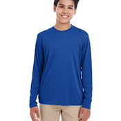 Youth Cool & Dry Performance Long-Sleeve T-Shirt