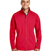 Men's Techno Lite Three-Layer Knit Tech-Shell