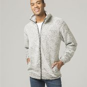 Men's Full Zip Sherpa