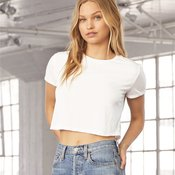 Women's Flowy Cropped Tee