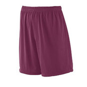 Youth Tricot Mesh Short with Tricot Lining