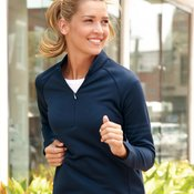 Golf Ladies' Performance Quarter-Zip Training Top