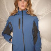 H2XTREME™ Ladies' Soft Tech Bonded Shell