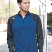 Climawarm+® Quarter-Zip Colorblocked Training Top