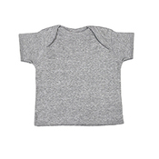 Infants'5 oz. Baby Rib Lap Shoulder T-Shirt