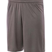 Youth Seven Inch Inseam Power Mesh Practice Short
