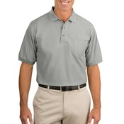 Silk Touch™ Polo with Pocket