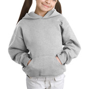 Youth Comfortblend ® EcoSmart ® Pullover Hooded Sweatshirt